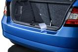 Schutzfolie für die Heckstoßstange für Fabia III Limousine Facelift.