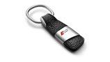 Schlüsselanhänger Leder RS