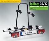 Fahrradträger für Anhängekupplung MFT