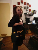 Aufglauft Party Bag - Black
