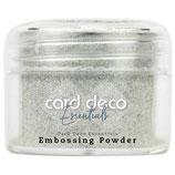 Card Deco Essentials - Embossing Powder Glitter White 30 Gr
