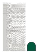 Hobbydots 012 adhesive groen