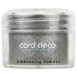 Card Deco Essentials - Embossing Powder Glitter Silver 30 Gr