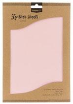Studio Light kunstlederen vellen nr.05 - baby roze FLSSL05 2xA4 (03-20)