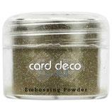 Card Deco Essentials - Embossing Powder Glitter Gold 30 Gr