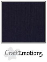 Craft Emotions linnenkarton 30,5x30,5 cm