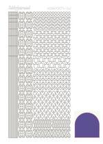 Hobbydots 012 mirror  violet