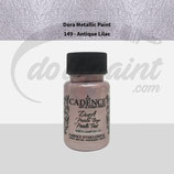 Cadence Dora Metallic Paint 149 Antique Lilac