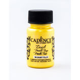 Cadence Dora Metallic Paint 199 Canary Yellow