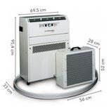 Gewerbe-Klimagerät PT 4500 W
