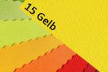Wendesattelschoner 15 Gelb