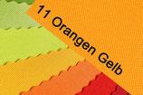 Wendesattelschoner 11 Orangen-Gelb