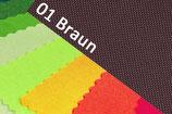 Wendesattelschoner 01 Braun