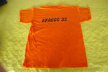 T shirt AFaccc 32  orange