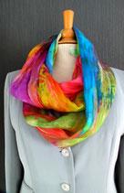 Gute Laune Regenbogen Schal