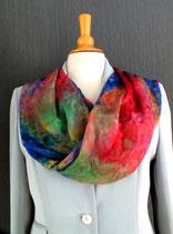 Schal oder Tuch -Bitte Hauptwunschfarben angeben-