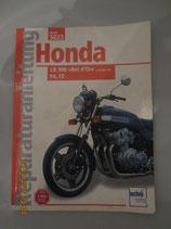 Reparaturanleitung Honda CB 900 Boldor FA/FZ