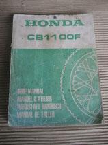 Werkstatthandbuch CB 1100 F