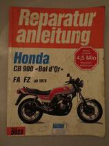 Reparaturanleitung Honda CB 900 FA FZ ab 1978