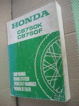 Honda CB 750 K F Werkstatthandbuch