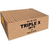 Broekhoff Triple X 281-Schuss-Feuerwerkverbund