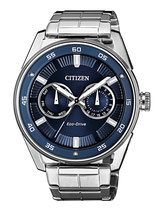 CITIZEN OF COLLECTION STYLE ECO-DRIVE UOMO REF. BU4027-88L ART. 3297