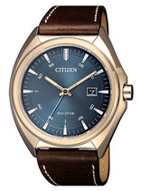 CITIZEN OF COLLECTION METROPOLITAN SOLO TEMPO ECO-DRIVE UOMO REF. AW1573-11L  ART. 3284