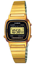 CASIO VINTAGE DIGITALE DONNA REF. LA670WEGA-1EF ART. 9167
