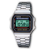 CASIO VINTAGE DIGITALE UOMO REF. A168WA-1YES ART. 9110