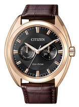 CITIZEN OF COLLECTION STYLE ECO-DRIVE UOMO REF. BU4018-11H ART. 3267