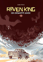 Savina Petkova: Raven King, Band 1
