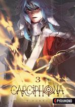 Carciphona, Band 3