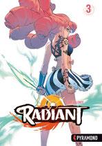 Radiant, Band 3