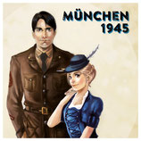 """Signierkarte """"München 1945"""", Karte 1"""