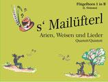 1. St. : Flügelhorn in Bb (ML)