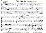 """""""Eder Marsch"""" (huidschidschei, huidschidschei,...)"""