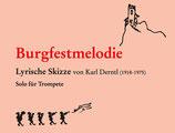 Burgfestmelodie