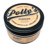 Polly's Pomade Strong Clay 125g