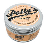 Polly's Pomade Medium Clay 125g