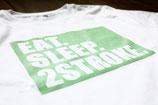 """T-Shirt """"everyday"""" weiß"""