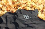 """T-Shirt """"Kein Moped ist illegal"""" (klein) schwarz"""