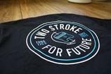 "T-Shirt ""Future"" schwarz"