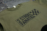 "T-Shirt ""Racer"" oliv"