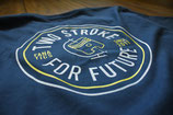 "T-Shirt ""Future"" denim"