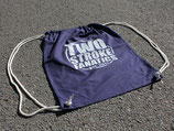 "Gym Bag ""Circle Batch"" navy"