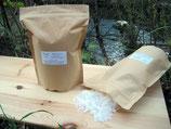 Spar-Paket XXL: 4 x 2,5 kg MgCL plus 1 x 100 ml plus 1 x 30 ml MgCL-Öl