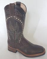 Sendra Boots Westernreitstiefel 8048 Braun Roper Boots Stiefel