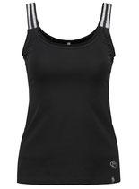 Key Largo Damen T-Shirt Mädchen Frauen Sexy Top LISSY round rundhals WT00232 schwarz