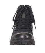 Cipo & Baxx Herren Schuhe Schnürschuhe Halbstiefel High Boots CS116 schwarz