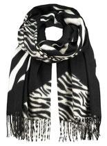 Key Largo Herren / Damen Unisex Schal KALAHARI scarf Tuch WA00034 schwarz